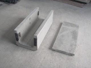 変電型鉄筋コンクリートケーブルトラフ ジョイント式変電トラフ直線用他(コンクリート蓋付)