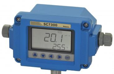 ディジタル導電率伝送器
