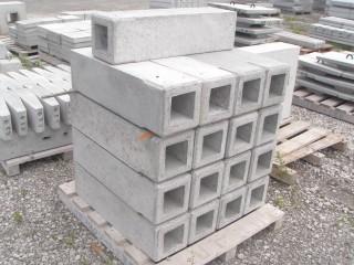 電力フェンス基礎 はんり基礎ブロック