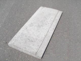 変電型鉄筋コンクリートケーブルトラフ ジョイント式変電トラフ直線用他(GRC蓋付)
